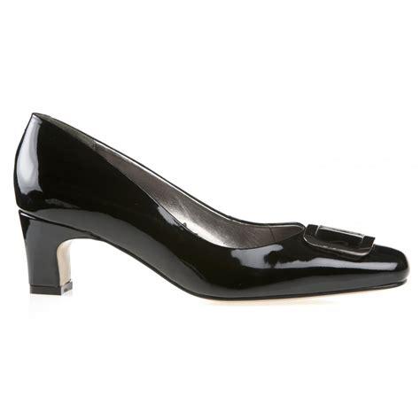 dal joliette black patent shoe marshall shoes