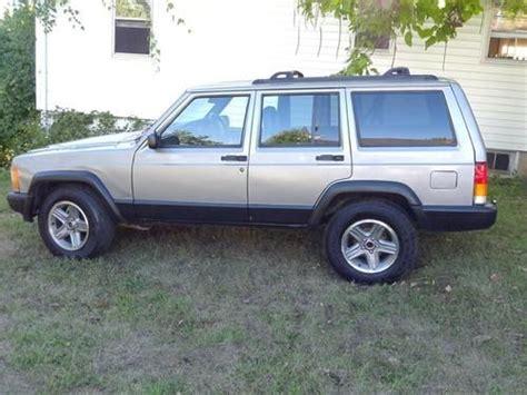 mail jeep cherokee find used 2000 jeep gray cherokee rhd 4x4 suv mail