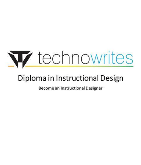 instructional design certificate umass certificate diploma in instructional design did online