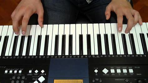piano theme for google chrome playing criminal mind s coda piano theme with an injured