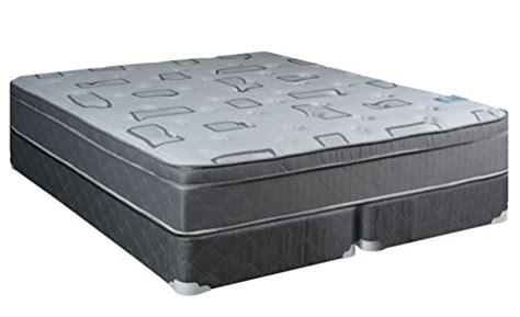 continental sleep mattress 10 inch eurotop pillowtop