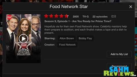 hgtv shows on netflix food network on netflix food ideas
