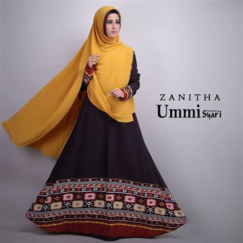 Khimar Zanitha zanitha by ummi jual busana muslim