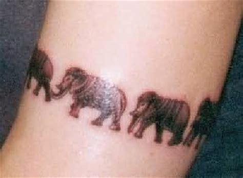 tattoo elephant chain new armband tattoo design collection