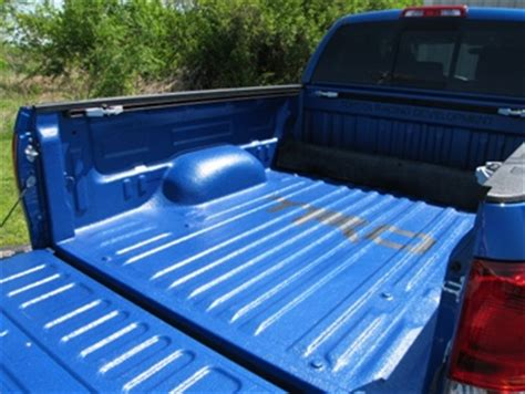 colored bed liner which is better a spray in bed liner or factory installed