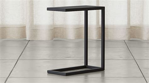 Avenue Black avenue black c table crate and barrel