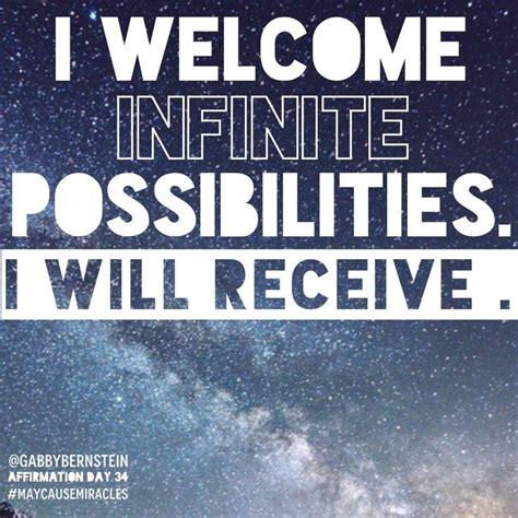 Infinate Possibilities Infinite Possibilities Quotes Quotesgram