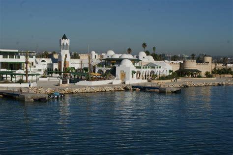 porto tunisi tornano le crociere al porto di tunisi