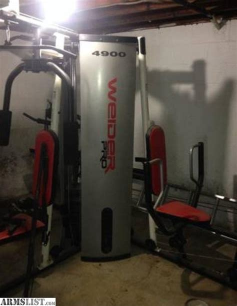 armslist for sale trade i a weider pro 4900 home