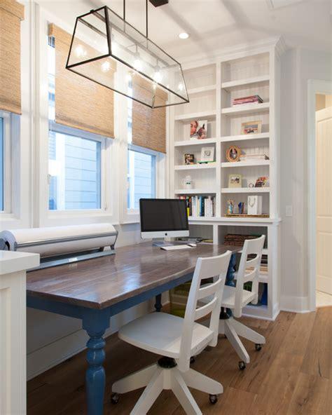 california cape  beach style home office orange