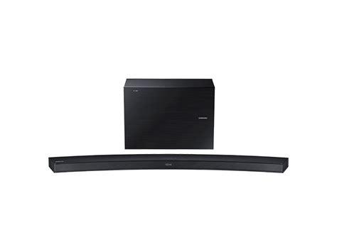 D In Samsung Sound Bar Hw J6500r Curved Soundbar W Wireless Subwoofer Home Theater Hw J6500r Za Samsung Us