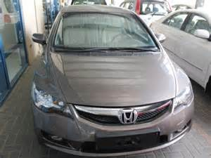 Honda Civic Used Cars For Sale In Uae Dubai United Arab Emirates 2009 Honda Civic Used Cars