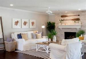Nautical Themed Light Fixtures - coastal home makeover for a ranch house by chip and joanna