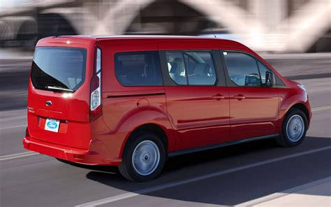jim farley discusses ford transit connect wagon at motor