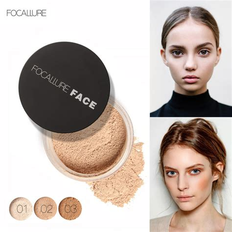 Focallure Pressed Powder focallure professional powder foundation waterproof