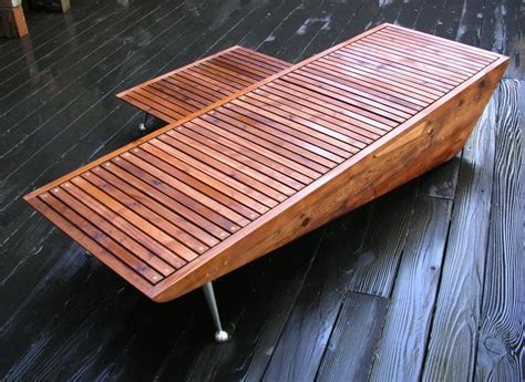 mid century outdoor lounge chairs 11 best mid century modern chaise lounge chair wood pool