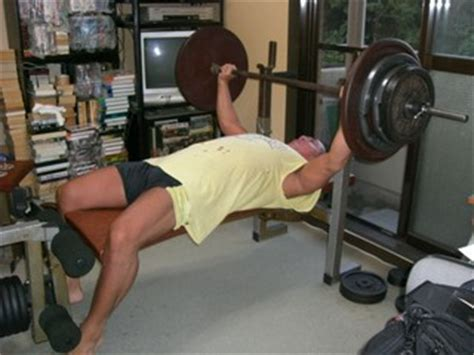 should i buy a bench press doing bench press alone at home what would you do if