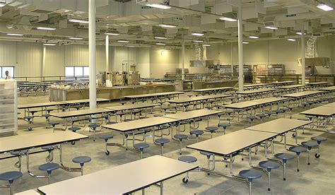 service facilities new dining facility