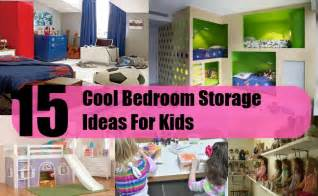 Diy Kitchen Organizing Solutions - 15 cool bedroom storage ideas for kids home so good