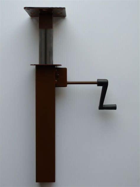 table lift  crank mechanism  height adjustable