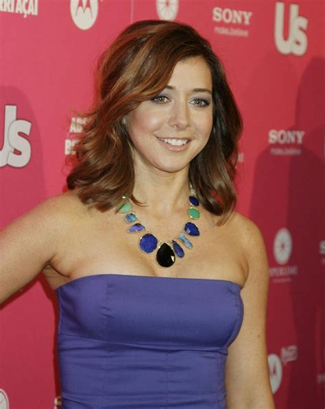 alyson hannigan fan mail post why don t we see more of alyson hannigan
