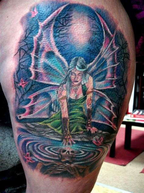 anne stokes tattoo designs 71 best sci fi images on