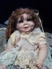 porcelain doll yellow dress identifying a legacy porcelain doll thriftyfun