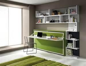lit escamotable avec bureau