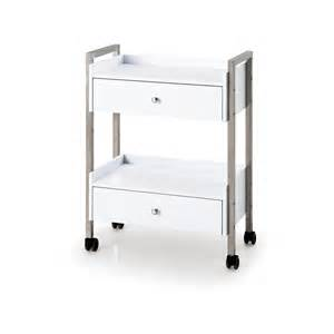 trolley two drawer