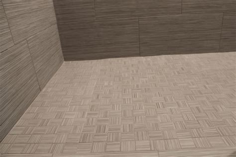 linen tile bathroom what s hot in tile showers right now and other flooring