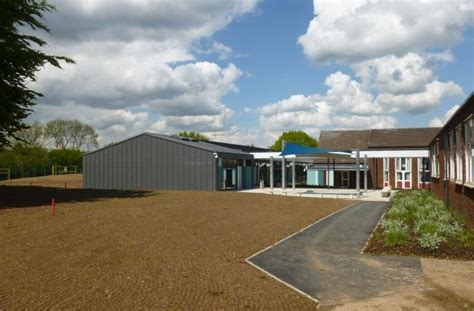 Home Design Styles stony dean school omk design