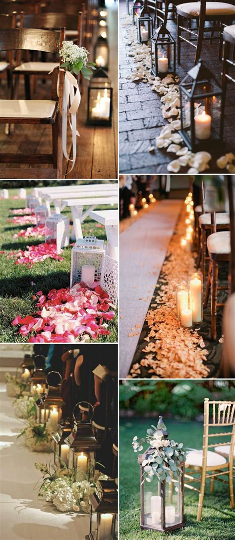 great wedding aisle ideas big day