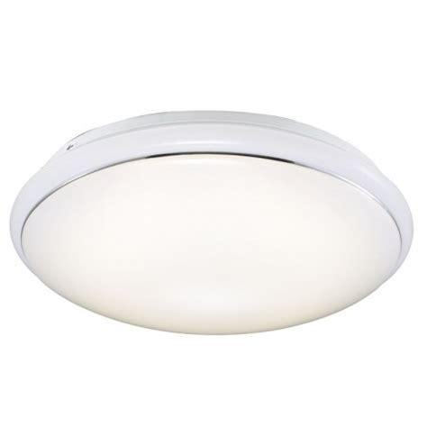 nordlux melo 34 led ceiling light w sensor white flush