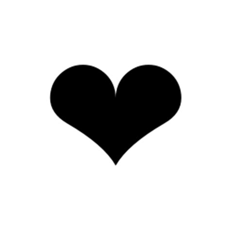 emoji heart black heavy black heart smiley face unicode character u 2764