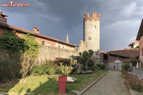 candelo meteo il villaggio medievale di ricetto di candelo foto