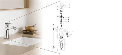 Hans Grohe Kitchen Faucets by Catalogue Des Pi 232 Ces D 233 Tach 233 Es En Ligne Hansgrohe Fr