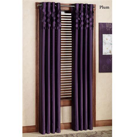 sheer grommet curtain panels lulu semi sheer grommet curtain panels