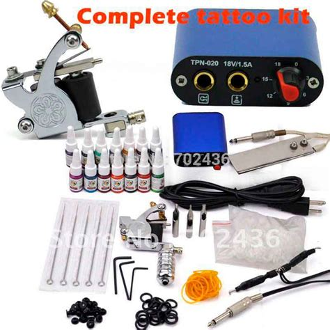 best tattoo starter kits simple best starter kit aug 2018 top products