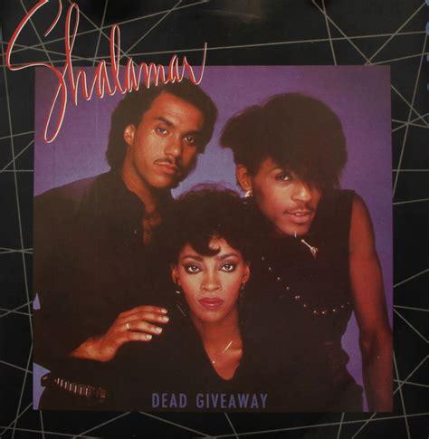 Dead Giveaway Shalamar - shalamar dead giveaway vinyl clocks
