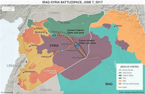 syria middle east map 5 maps that explain the new middle east business insider