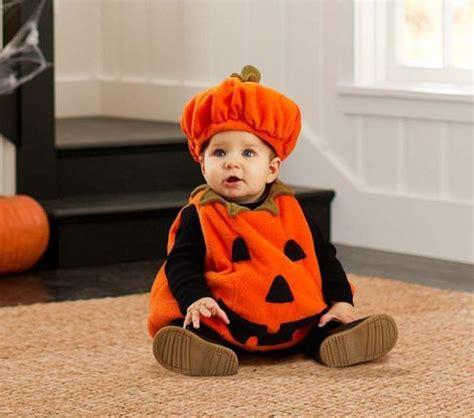 pumpkin infant costume baby pumpkin costume pottery barn