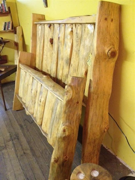 log headboard kits king size log bed kits 17 best ideas about log bed on