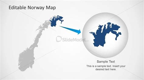 powerpoint themes norway 6288 01 norway map 8 slidemodel