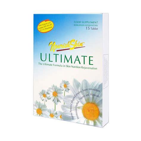 Suplemen Nourish E Jual Rabu Cantik Nourish Skin Ultimate Vitamin E 15