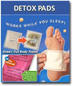 How To Use Foot Detox Pads by The Great Detox Myth Eileen Gormley