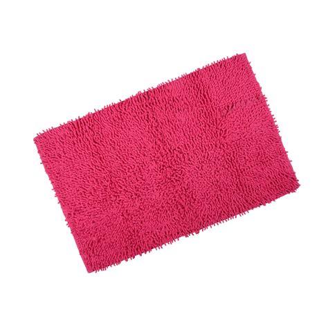 soft bathroom rugs odyssey chenille cotton shower bath mat soft washable bathroom rug new 80x50cm ebay