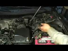 2002 Pontiac Sunfire Transmission Dipstick How To Change Transmission Fluid Locating Pan In