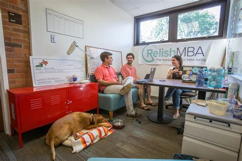 Startup Before Mba by I Lab Startup Helps Mbas Find Their Match Uva Today