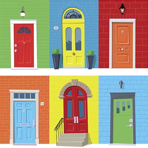 Front Door Clipart Door Clip Vector Images Illustrations Istock