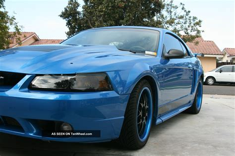 2000 Steeda Mustang by 2000 Steeda Ford Gt Supercharged Mustang